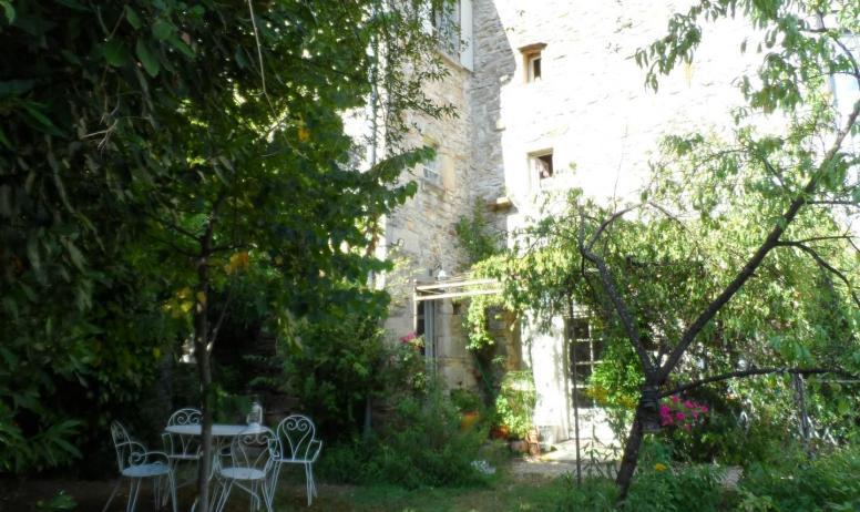Gîtes de France - jardin à disposition pour un moment détente