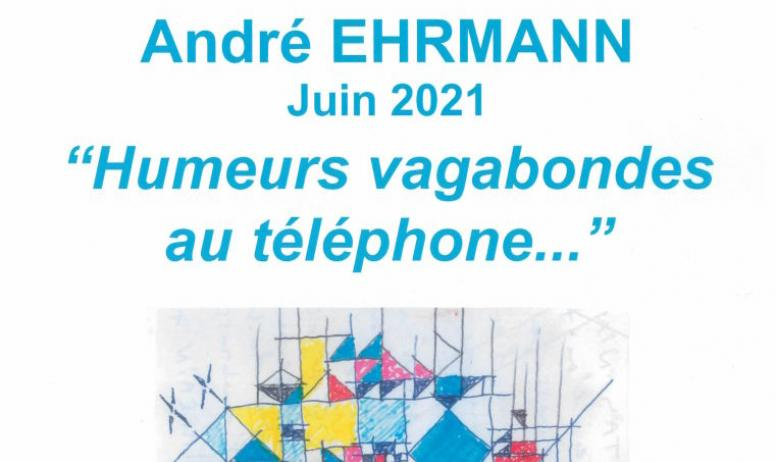 André Ehrmann - Exposition dessin