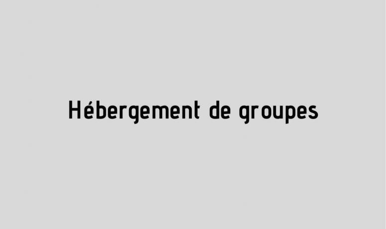 OTASV - Héb. de groupes NP