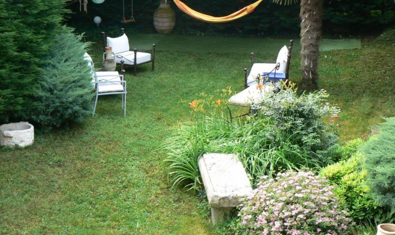 Salon de jardin : un havre de paix !