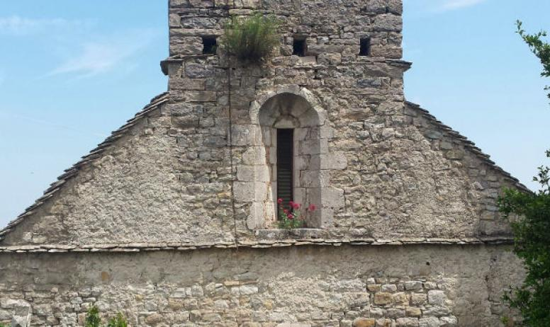 OTI DRAGA - clocher