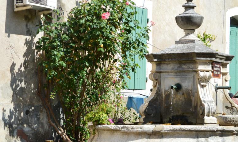 OTI DRAGA - fontaine