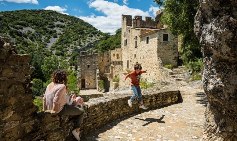 Matthieu Dupond - vue de Saint Montan