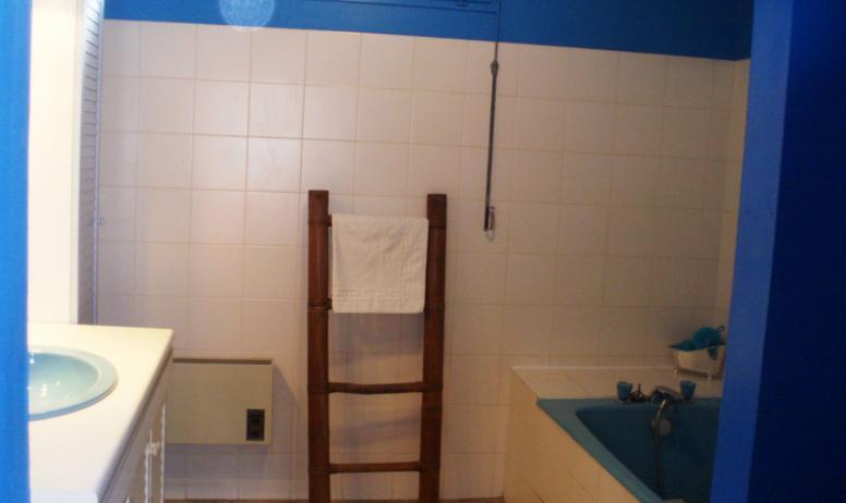 Mme Audigier - salle de bain