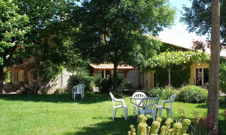 Chambres d'hôtes de Laudun à Villeneuve de Berg