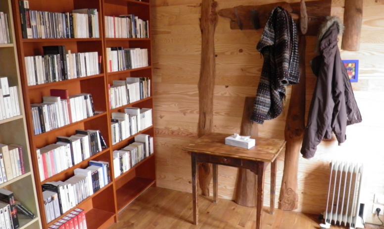 K. Guillerault - L'entrée et l'espace livres