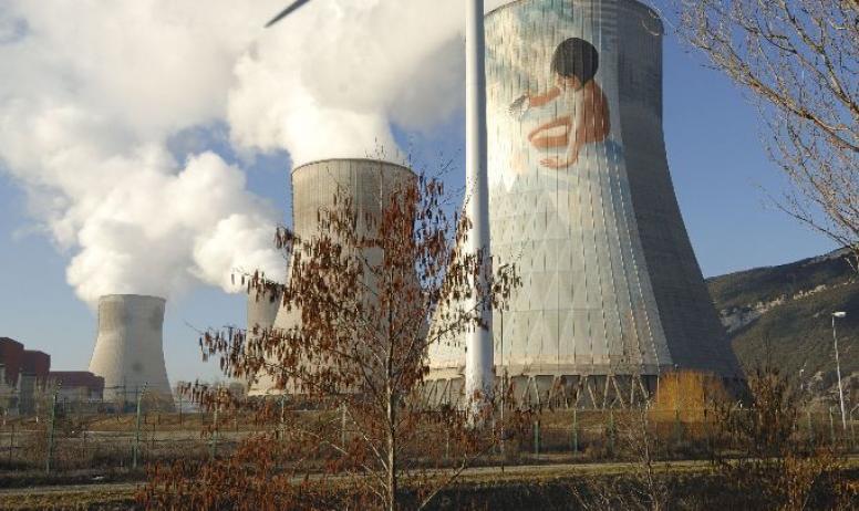 ©T. Zilberman - Centrale nucléaire EDF Cruas Meysse