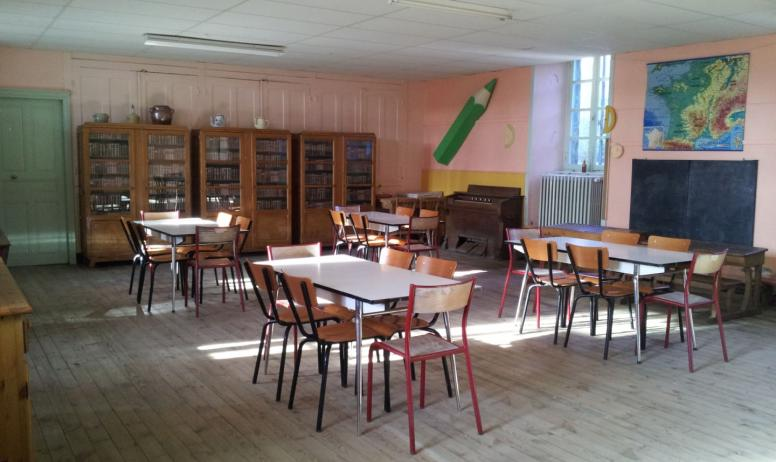 Alvarez David et Magali - Salle de classe