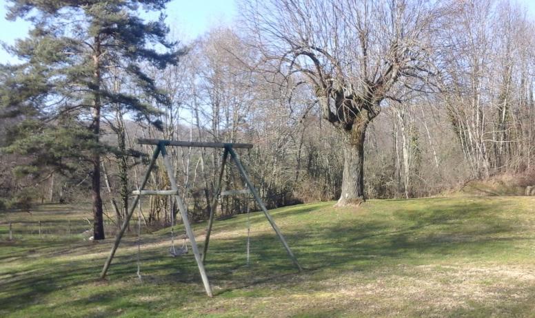 Moulin de Bozas - Parc de la propriété