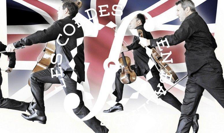 Bernard Benant - Beatles go Baroque (Festival Cordes en ballade)