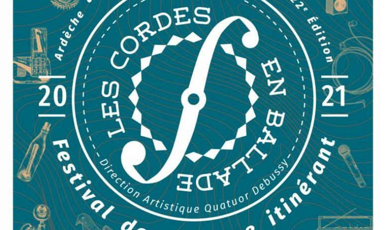 """Festival """"Cordes en Ballade"""" Privas"""