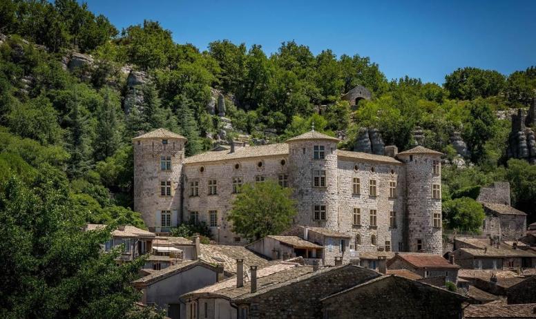 Clévacances - Château de Vogüé