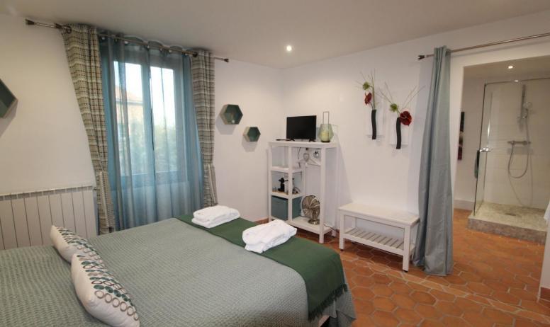 Gîtes de France - Suite Lisa , chambre double