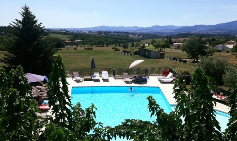 domaine de St Clair - Séjour détente en Ardèche