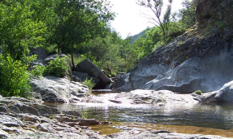 Vallée de l'Eyrieux - Le Boyon