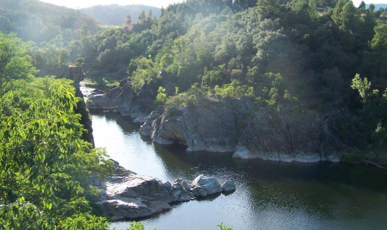 Vallée de l'Eyrieux - Dolce Via
