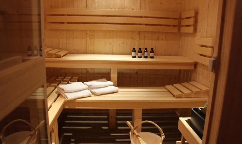 Gîtes de France - sauna
