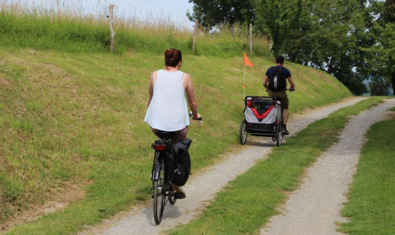 Vélo Domaine Petit Moras