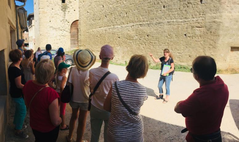 AH - Visite groumande à Saint Donat