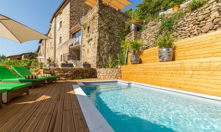 Week-end du bien être au cœur des monts d'Ardèche