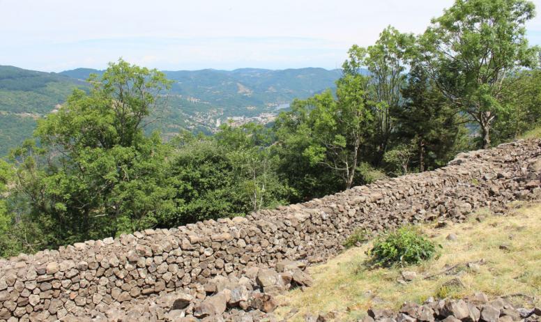 OT Val'Eyrieux - Le site de Brion