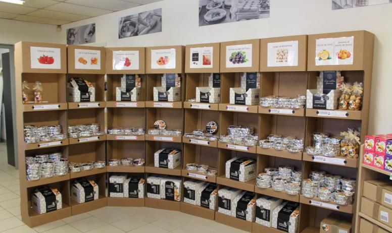Ardèche Hermitage - Boutique