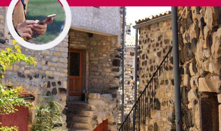 Office de Tourisme Berg & Coiron - Parcours ludique et connecté à Saint Pons