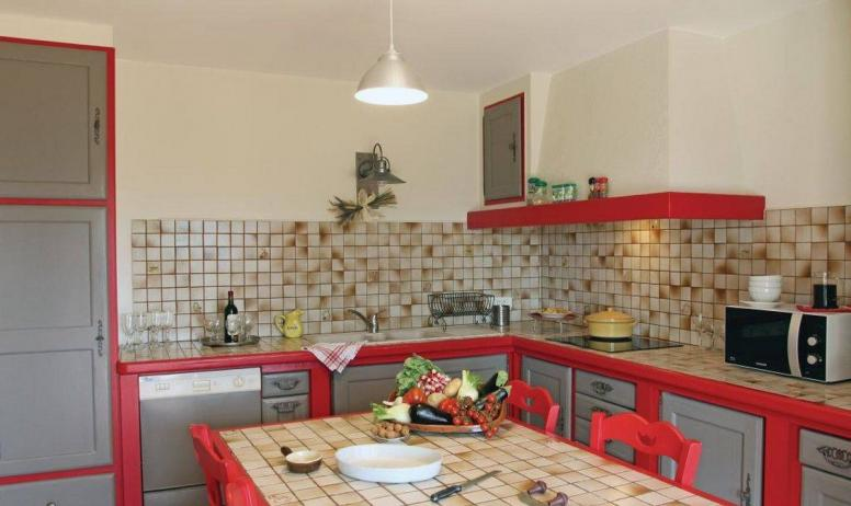 ©Patrick BREYSSE - La Maison sous les Pins - Cuisine
