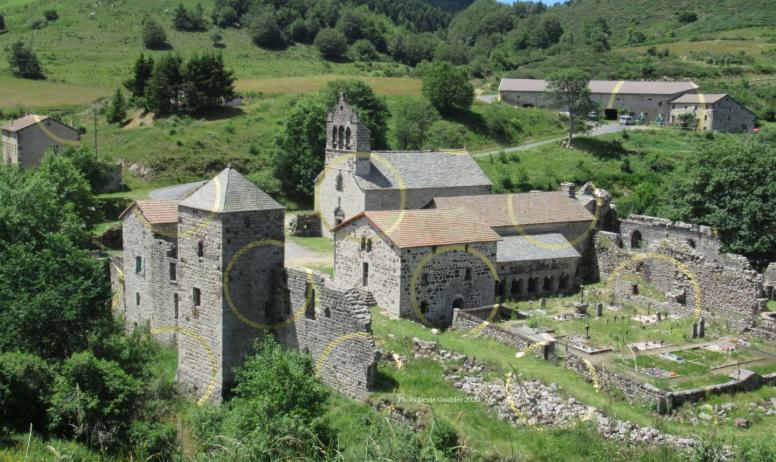 Denis Gaultier - Mazan l'abbaye