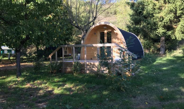 camping les Berges du Doux