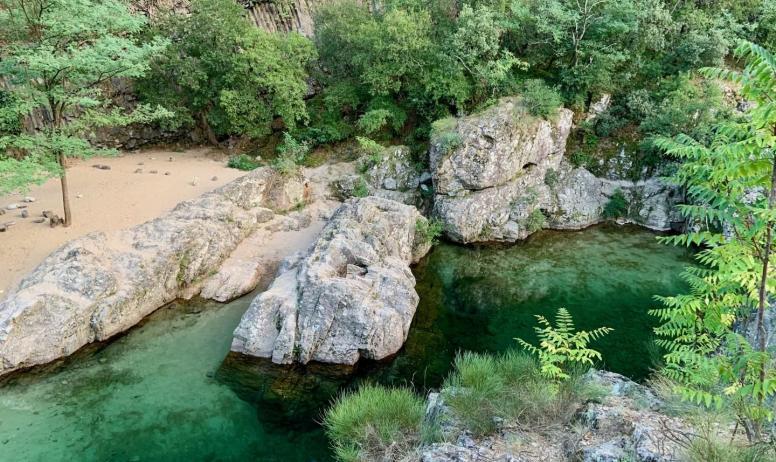 Gîtes de France - Les plages du Lignon