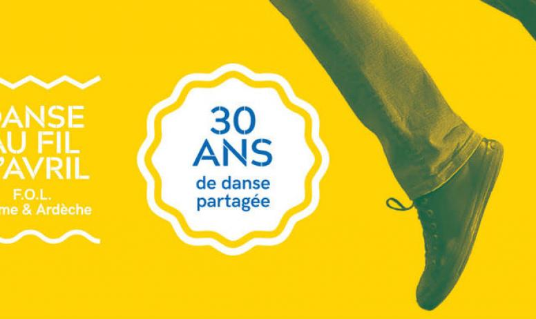 F.O.L Ardèche - Danse au Fil d'Avril à Villeneuve de Berg