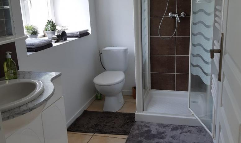 Mme Mettetal - salle de bain