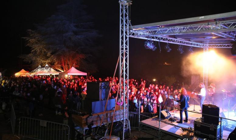 """Claude Fougeirol - Festival """"Les pattes de sanglier"""""""