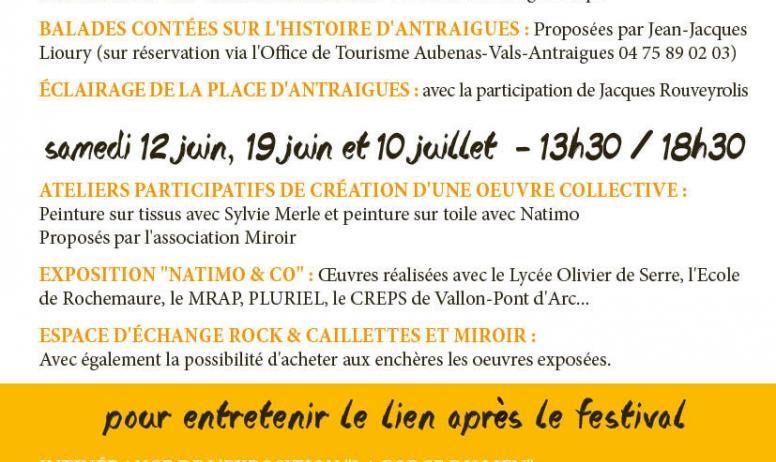 Programme Festival Jean Saussac