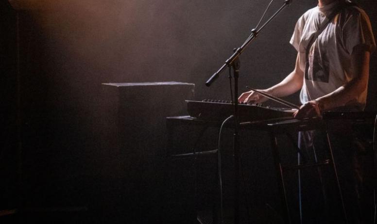 Association du village documentaire - Concert avec Oscar les vacances à Lussas