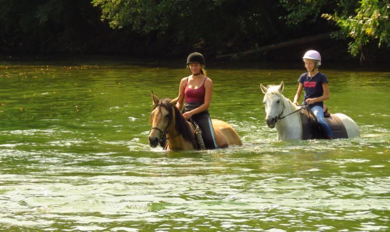 J. Talagrand - Traversée rivière