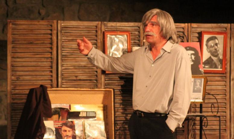 la ferme théâtre - Jean Ferrat par Jean-Marc Moutet
