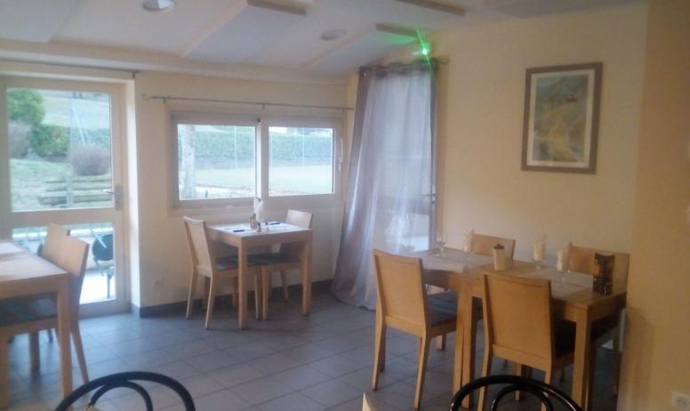 N. Chapurlat - Salle de restaurant