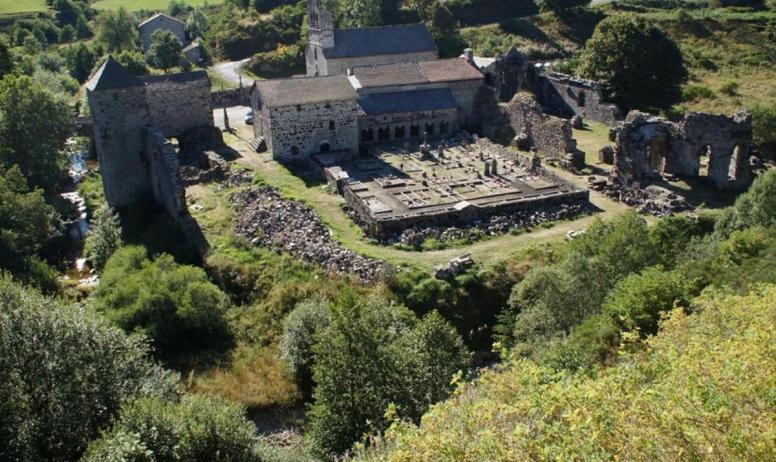 Yves François - Abbaye