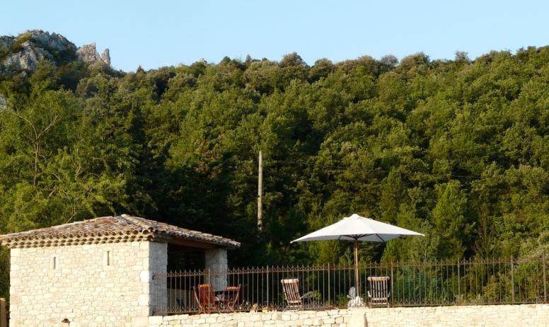 (c) M. Richede - Le pool house