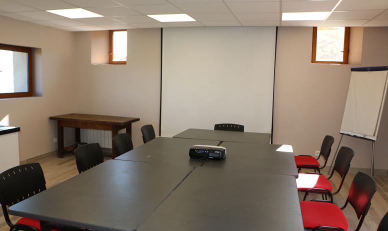 Sallle de séminaire/réunion