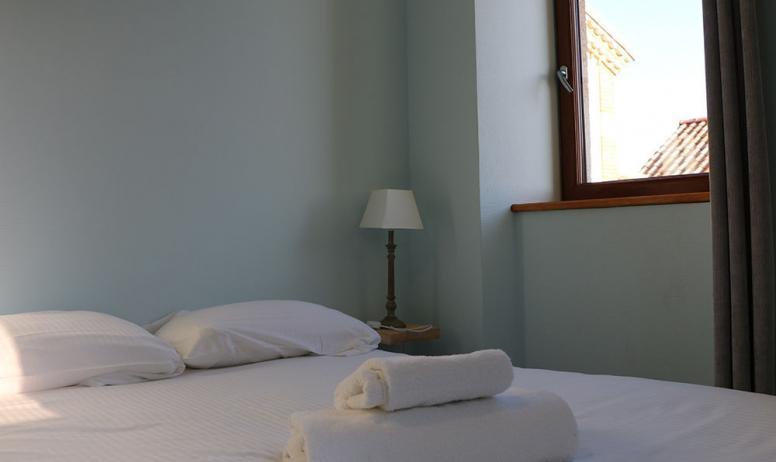 Chambre aux couleurs pastel