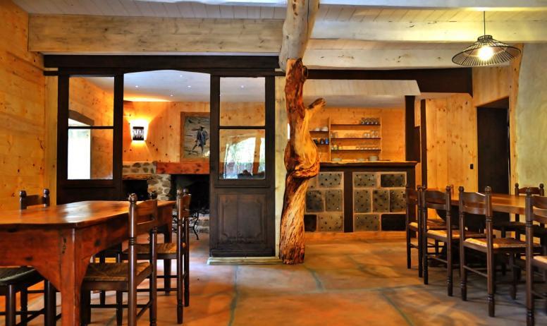 © Domaine du Pray d'Aunay - La salle à manger