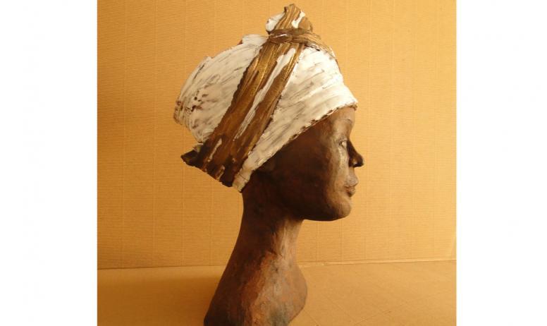 Bernard Lacour Pascale - sculpture bernard lacour