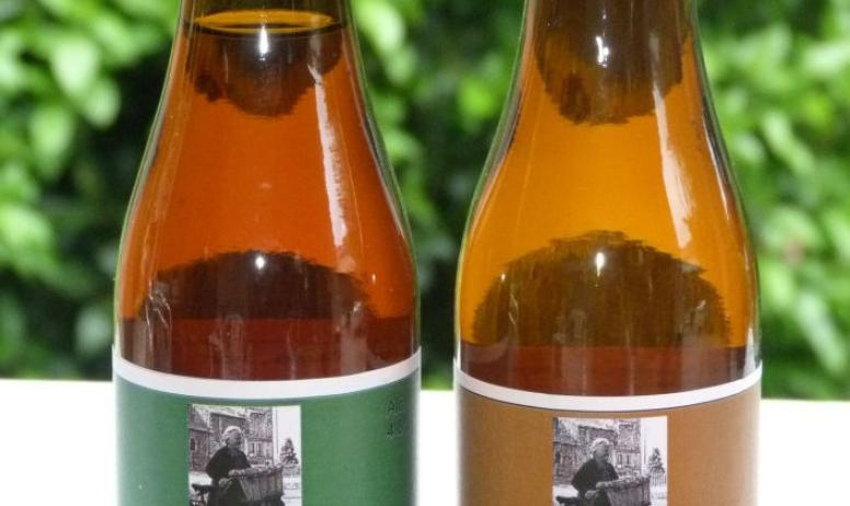 - Bouteilles Bière