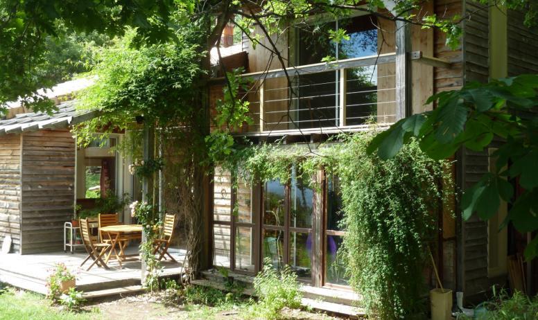 Parenthèse Naturelle - Mr et Mme Thibaut - Chambre d'hôtes Parenthèse Naturelle à St Jean le Centenier