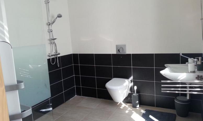 M. Schuzger - Salle de douche accessible