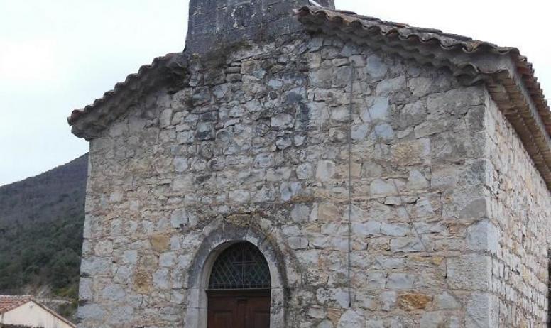 Gîtes de France - la chapelle de la rue des Couradous