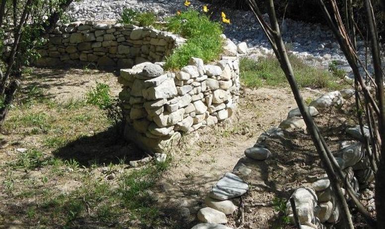 Gîtes de France - Jardin au calme - Le Gardon